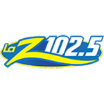 La Z102.5 sticker logo